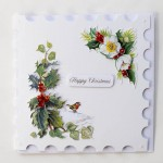 Decoupage Christmas Foliage