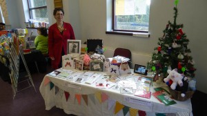 Summerseat Craft Fair Stall