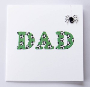 Football Dad and Spider