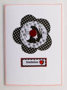Personalised Valentine Card