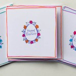 Easter Egg cards 3 pack