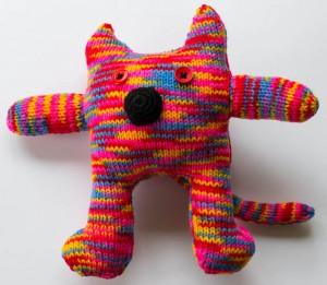 Multi-colour Cat