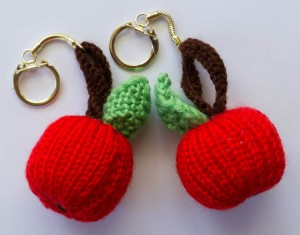 Apple keyrings
