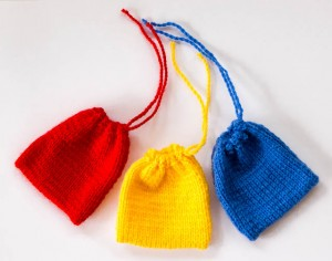 Knitted Sacks
