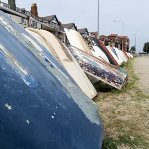 Rhos-on-Sea Boats