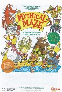 Mythical Maze